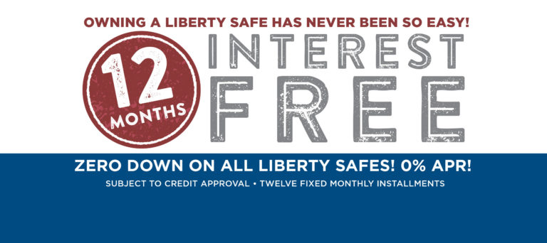 Liberty Safe Financing